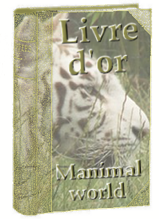 Livre d'or Manimalworld