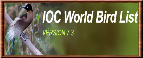 IOC World Bird List